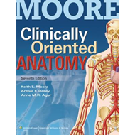 Clinically Oriented Anatomy with Access Code (BOK)