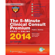 The 5-Minute Clinical Consult Premium: 2014 (BOK)