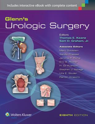 Glenn's Urologic Surgery (BOK)