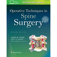 Operative Techniques in Spine Surgery (BOK)