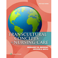 Transcultural Concepts in Nursing Care (BOK)
