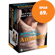 Produktbilde for Rohen's Photographic Anatomy Flash Cards (BOK)