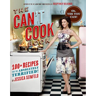Can't Cook Book: 100+ Recipes for the Absolutely Terrified! (BOK)