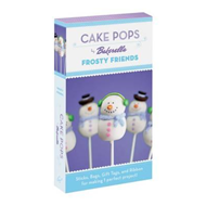 Cake Pops: Frosty Friends (BOK)