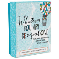 Whatever You are, be a Good One Notes (BOK)