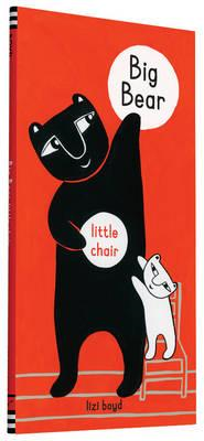 Big Bear Little Chair (BOK)