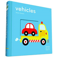 TouchThinkLearn: Vehicles (BOK)
