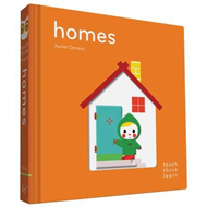 TouchThinkLearn: Homes (BOK)