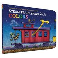 Steam Train, Dream Train Colors (BOK)