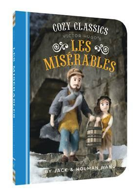 Cozy Classics: Les Miserables (BOK)