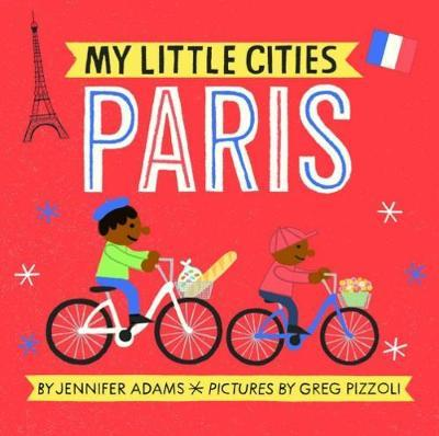 My Little Cities: Paris (BOK)