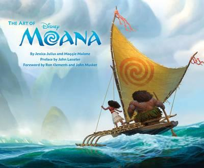 Art of Moana (BOK)