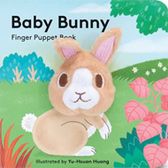 Baby Bunny: Finger Puppet Book (BOK)