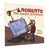 Roberto the Insect Architect (BOK)
