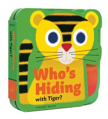 Who's Hiding with Tiger? (BOK)