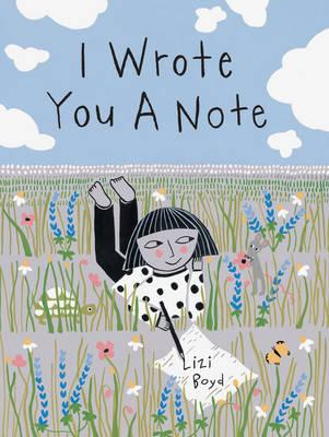 I Wrote You a Note (BOK)