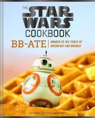 Star Wars Cookbook: BB-Ate (BOK)