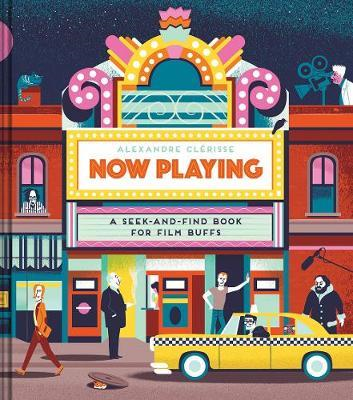 Now Playing: A Seek-and-Find Book for Film Buffs (BOK)