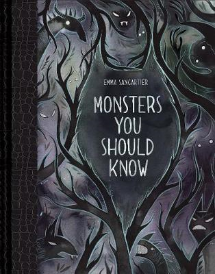 Monsters You Should Know (BOK)