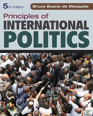 Principles of International Politics (BOK)