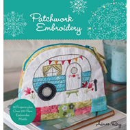 Patchwork Embroidery (BOK)
