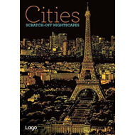 Scratch-Off Nightscapes: Cities (BOK)