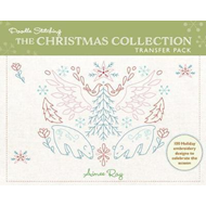 Doodle Stitching: The Christmas Collection Transfer Pack (BOK)