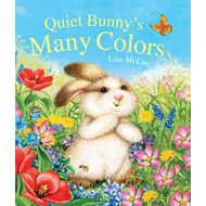 Quiet Bunny's Many Colors (BOK)