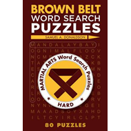 Brown Belt Word Search Puzzles (BOK)