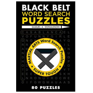 Black Belt Word Search Puzzles (BOK)