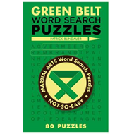 Green Belt Word Search Puzzles (BOK)