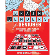 Brain Benders for Geniuses (BOK)