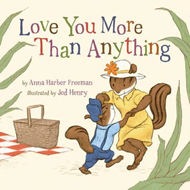Love You More Than Anything (BOK)