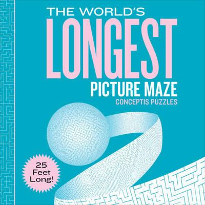 World's Longest Picture Maze (BOK)