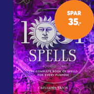 Produktbilde for 1001 Spells - The Complete Book of Spells for Every Purpose (BOK)