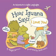 How Iguana Says I Love You! (BOK)