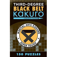Third-Degree Black Belt Kakuro (BOK)