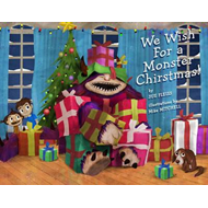 We Wish for a Monster Christmas (BOK)
