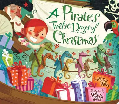 Pirate's Twelve Days of Christmas (BOK)