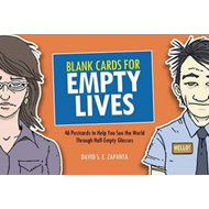 Blank Cards for Empty Lives (BOK)