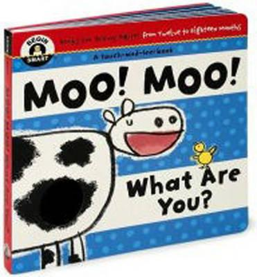 Begin Smart (TM) Moo! Moo! What Are You? (BOK)