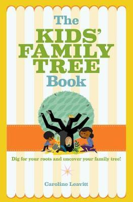 Kids Family Tree Book (BOK)