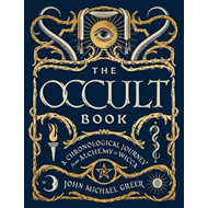 Produktbilde for The Occult Book - A Chronological Journey, from Alchemy to Wicca (BOK)