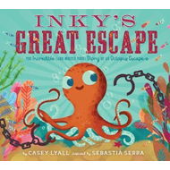 Inky's Great Escape (BOK)