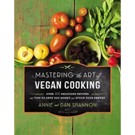 Mastering the Art of Vegan Cooking (BOK)