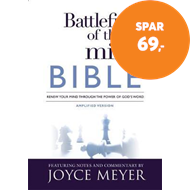 Produktbilde for Battlefield of the Mind Bible (BOK)