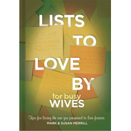 Lists to Love By for Busy Wives (BOK)