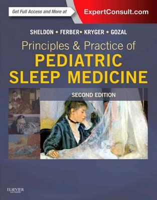 Principles and Practice of Pediatric Sleep Medicine (BOK)
