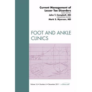 Current Management of Lesser Toe Disorders, An Issue of Foot (BOK)