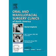 Dental Implants, An Issue of Oral and Maxillofacial Surgery (BOK)